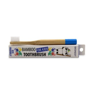 Bamboo Toothbrush: Kids Edition Blue