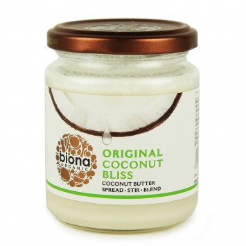 biona coconut butter