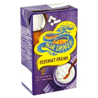 blue dragon coconut cream 250ml