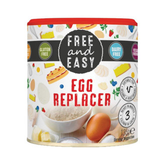 free easy egg replacer