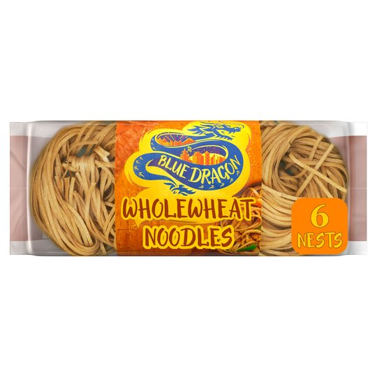 b dragon noodle nest wholewheat